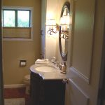 bathroom reno on the cheap