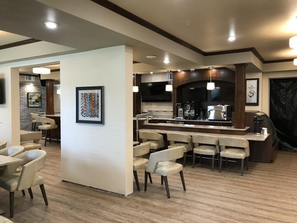 Cafe Pub Remodel