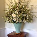 Florals Uplift a Room